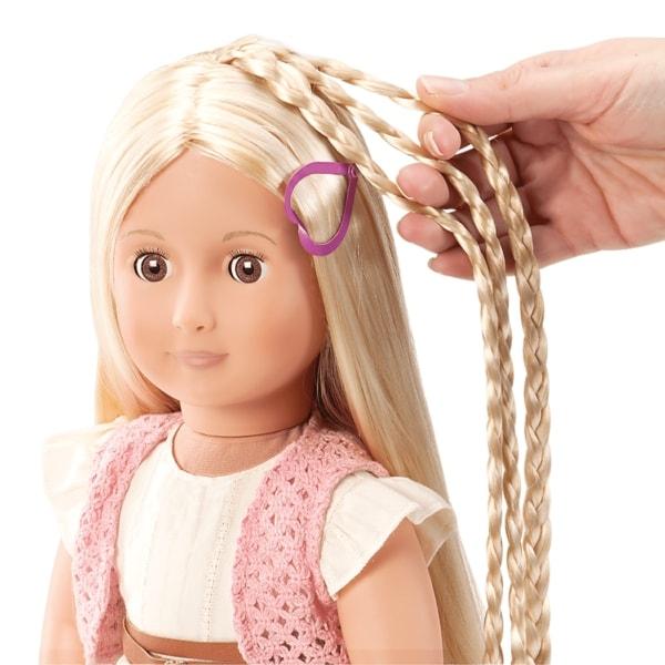 Фиби с растущими волосами