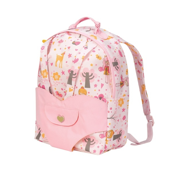 Рюкзак розовый