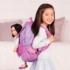 Рюкзак фиолетовый