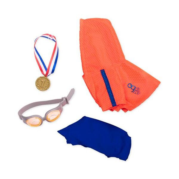For swimming