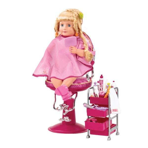 Набір аксесуарів для перукарні