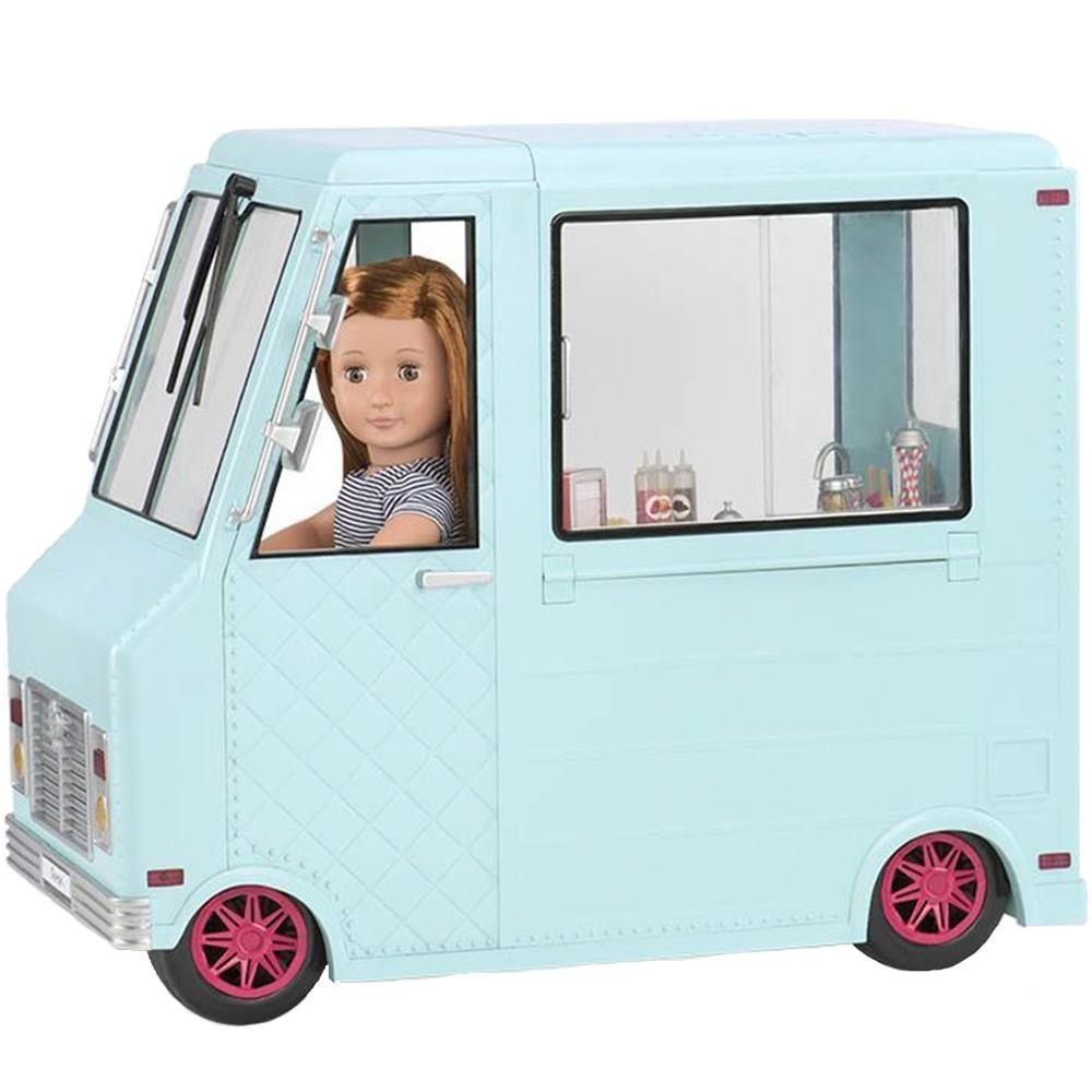 Фургон із морозивом