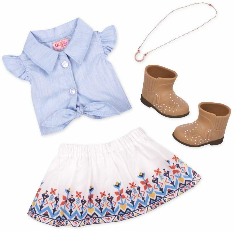 Ranch outfit
