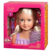 Our Generation Кукла-манекен Модный парикмахер