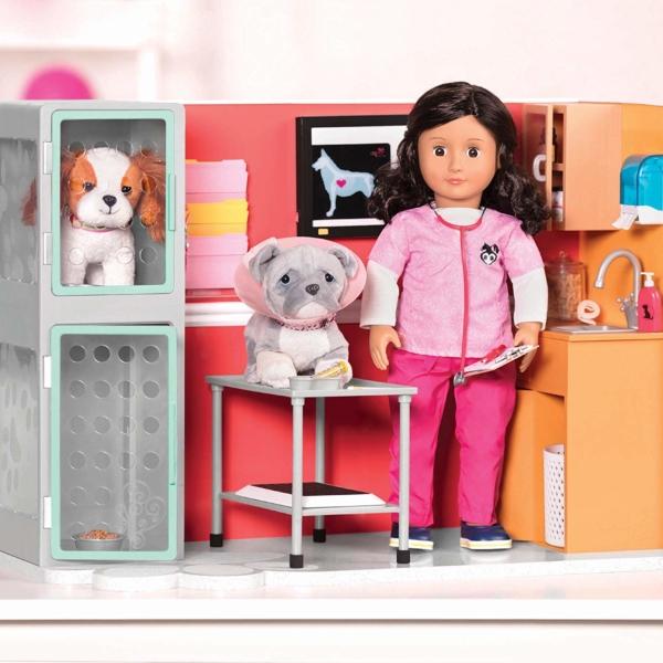 Our Generation Игровой набор — Ветеринарная клиника