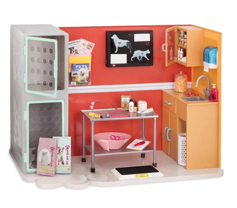 Our Generation Play Set –  Vet Clinic