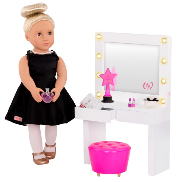 Our Generation Ігровий набір – Туалетний столик