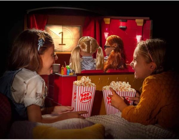 Our Generation Ігровий набір – Кінотеатр